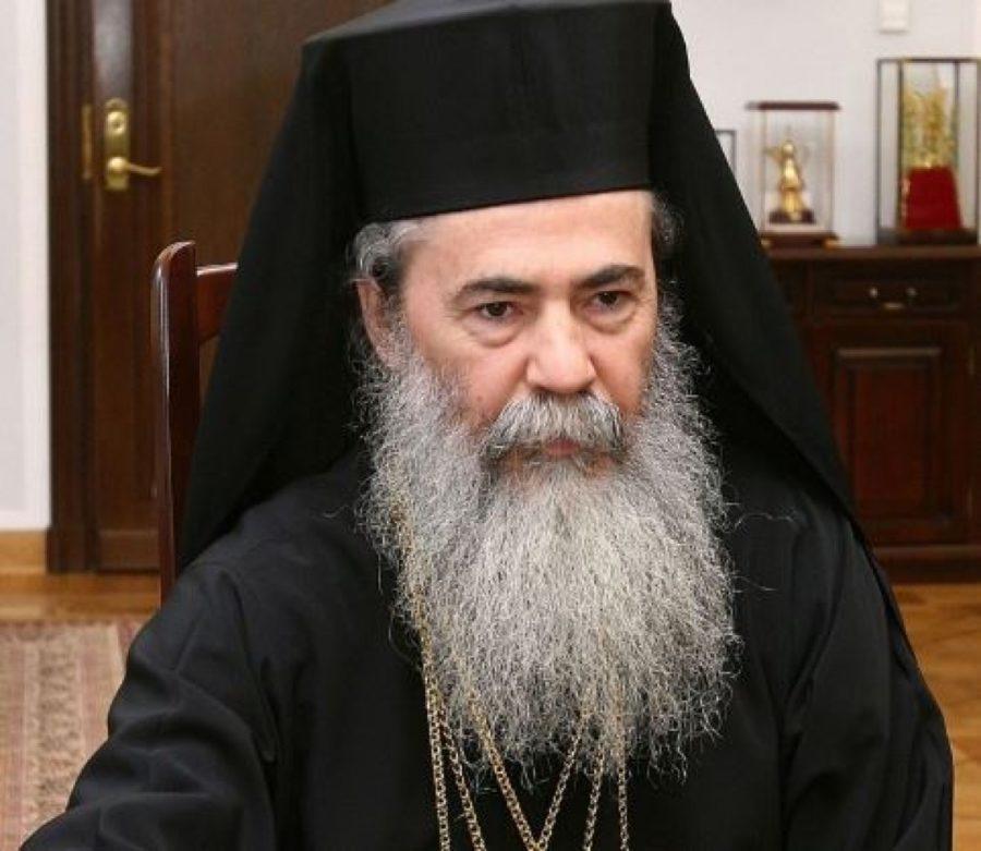 Βραβεία σε μαθητές σχολείων του Πατριαρχείου στην Ιορδανία απένειμε ο Πατριάρχης Θεόφιλος