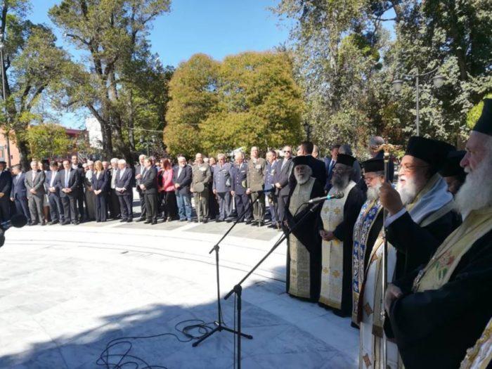 197η Επέτειος αλώσεως της Τριπολιτσάς παρουσία Προκόπη Παυλόπουλου