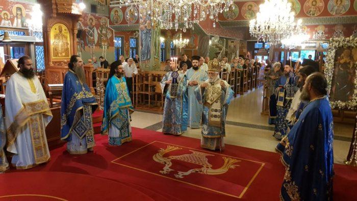 Γενέθλιο Θεοτόκου: Λαμπρή Γιορτή σήμερα στην Αγία Νάπα