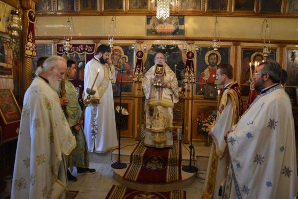 Λαμπρή εορτή των Θεοπατόρων Ιωακείμ και Άννης στη Νικήσιανη Παγγαίου