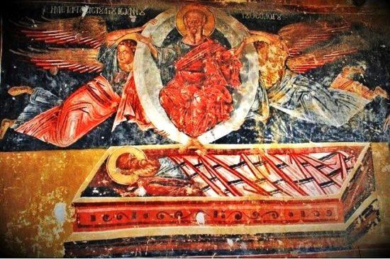 Αποτέλεσμα εικόνας για μετασταση αγιου ιωαννου του θεολογου