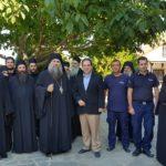 Άγιο Όρος: Η Ευχή του πολιτικού διοικητή για τη λύτρωση της Εσφιγμένου