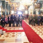 Δοξολογία με την ευκαιρία του εορτασμού του Μακεδονικού Αγώνος στον Ι.Ν. Αγίου Αντωνίου πολιούχου Βεροίας