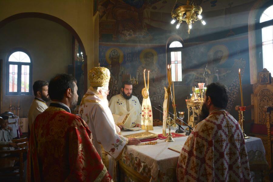 Μητρόπολη Ελευθερουπόλεως: Λαμπρός εορτασμός των Πατέρων της Ζ΄ Οικουμενικής Συνόδου