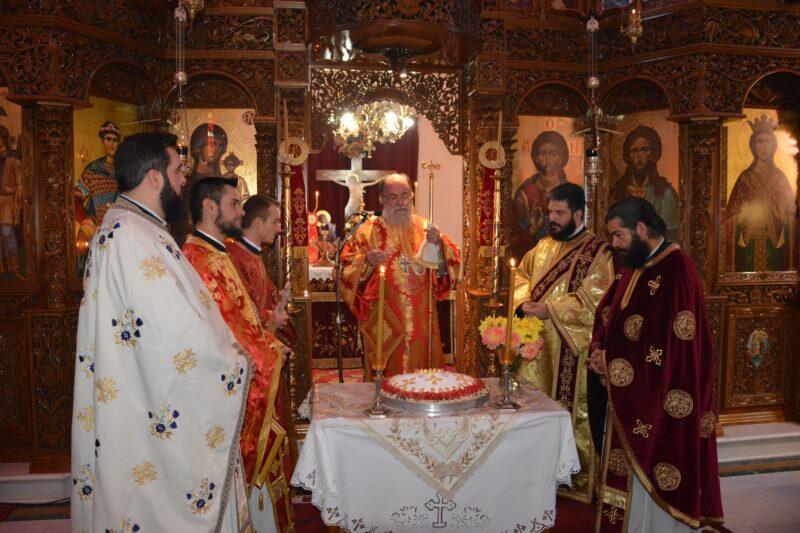 Λαμπρή Πανήγυρις Ιεράς Μονής Αγίου Δημητρίου Νικησιάνης