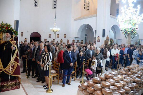 Άγιος Διονύσιος Αρεοπαγίτης: Λαμπρός Εορτασμός στην Πάτρα