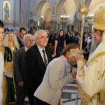 Στην Πάτρα η Πρέσβης της Ουκρανίας