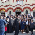 Νέα Ιωνία: Τρισαρχιερατική Θεία Λειτουργία και Χειροτονία Διακόνου