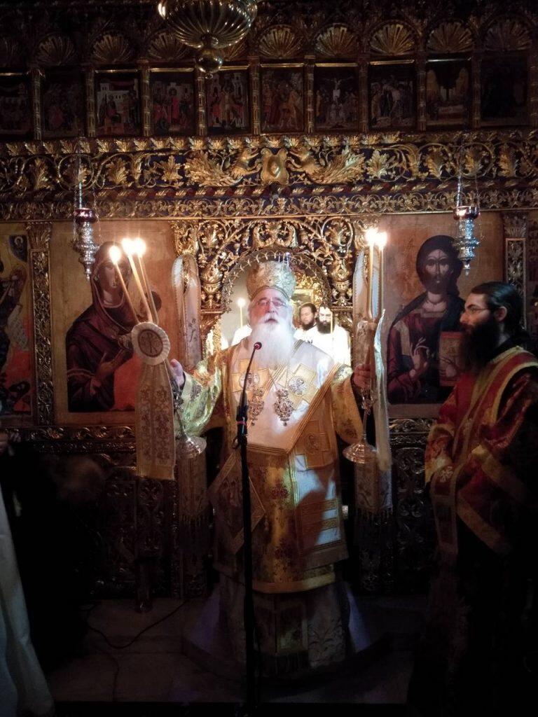 Νέος Ιερομόναχος στην Ιερά Μονή Παναγίας Άνω Ξενιάς