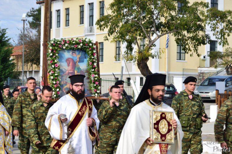 Εορτή Αγίου Δημητρίου στη Μητρόπολη Διδυμοτείχου