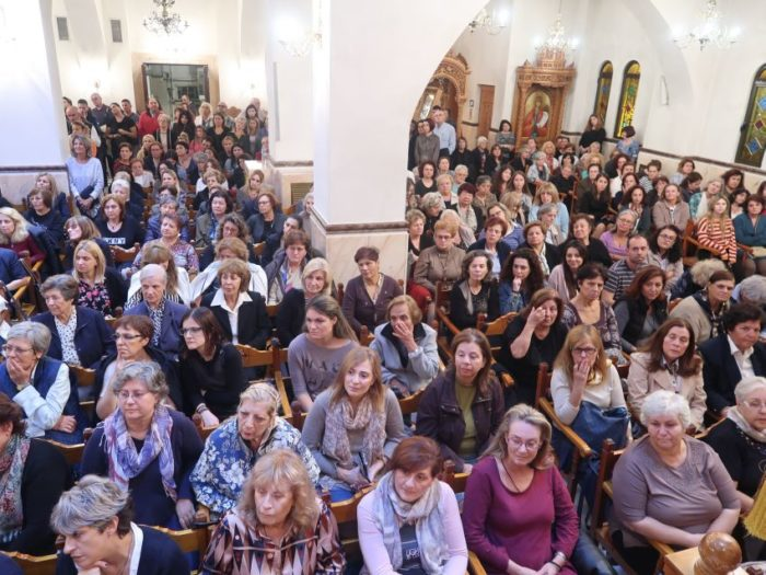 Δημήτρια 2018: Συγκλόνισε ο π. Ανδρέας Κονάνος