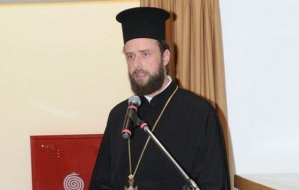 Ο Αρχιμανδρίτης Φιλόθεος Θεοχάρης Α΄ Γραμματέας της Ιεράς Συνόδου