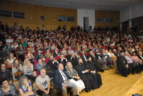 Συναυλία της Ορχήστρας Ποικίλης Μουσικής του Μητροπολιτικού Ναού Αγ. Δημητρίου Χαλκίδος