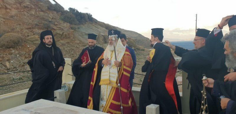 Η εορτή του Αγίου Δημητρίου στην Σύρο