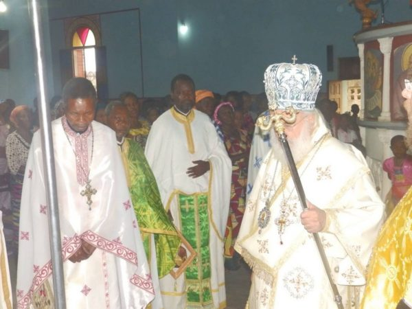 Ο Ξάνθης Παντελεήμων στην Κανάγκα της Αφρικής