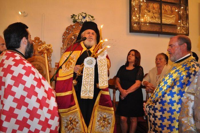 Οι Μυκόνιοι τιμούν τους Αγίους Αρτέμιο και Γεράσιμο - Πλήθος πιστών στις εορταστικές εκδηλώσεις
