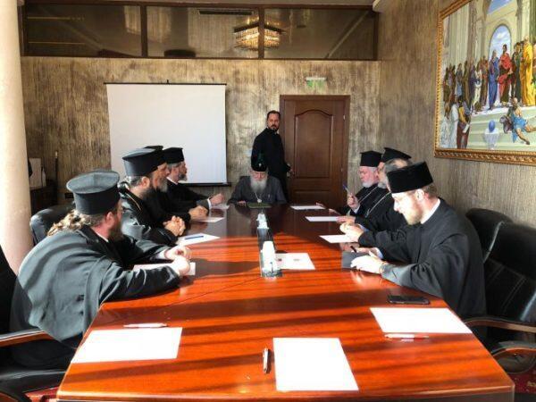 Συνεδρίασε η Επιτροπή Ορθοδόξων Εκκλησιών στην Ευρωπαϊκή Ένωση