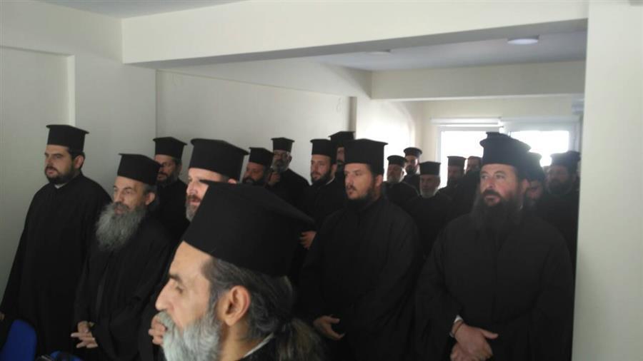 Ξεκίνησε το πρόγραμμα «Εκμάθηση της Λειτουργικής Γλώσσας» για τους Κληρικούς της Μητρόπολης Θεσσαλιώτιδος