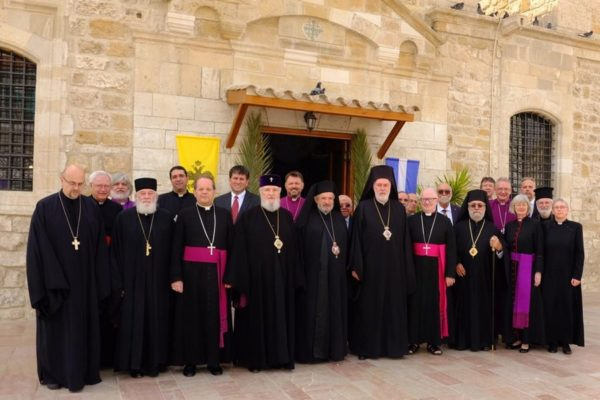 Ανακοινωθέν Διεθνούς Επιτροπής Διαλόγου της ορθοδόξου Εκκλησίας και της Αγγλικανικής Κοινωνίας