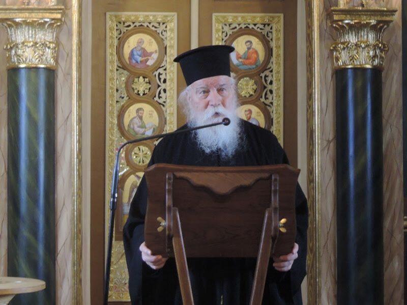 Αρχιμ. Δανιήλ Αεράκης: Οι άγιοι εάν δεν είχαν ελαττώματα, δεν θα ήταν άγιοι