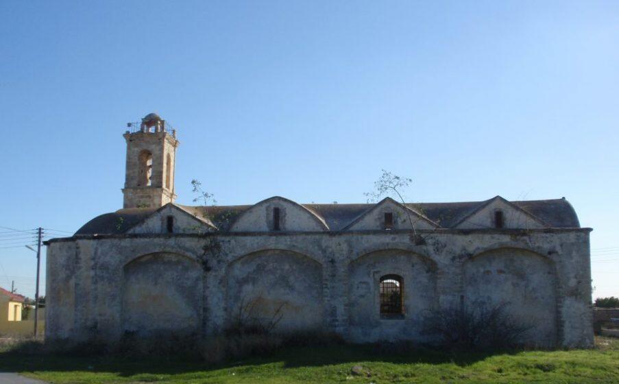 Αμμόχωστος: Θεία Λειτουργία στον ναό των Αγίων Ανδρονίκου και Αθανασίας στην κατεχόμενη κοινότητα Μηλιά
