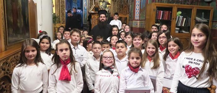 Ξεκινούν τα μαθήματα της Παιδικής Χορωδίας στη Μητρόπολη Φθιώτιδος