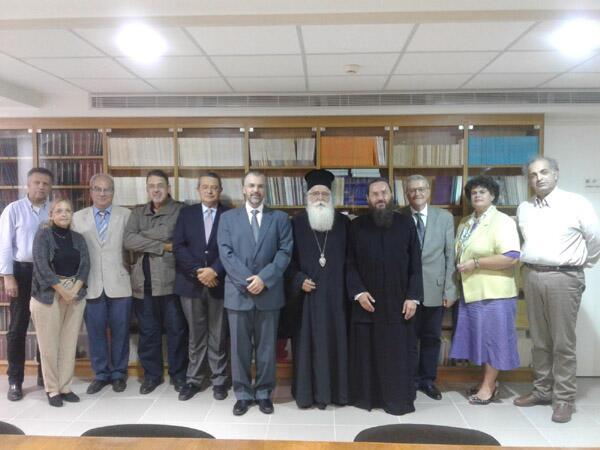 Μνημόνιο συνεργασίας της Ι. Συνόδου με το Υπουργείο Παιδείας