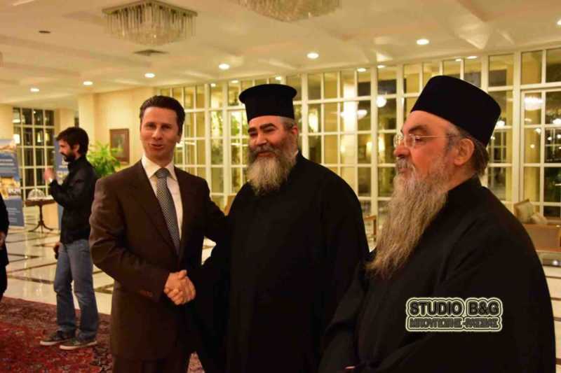 Ναύπλιο: Ιερά αγρυπνία από τους εθελοντές του συσσιτίου