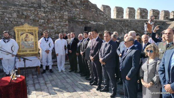 Ναύπακτος: Ολοκληρώθηκαν οι εκδηλώσεις για τον εορτασμό της 447ης Επετείου της Ναυμαχίας