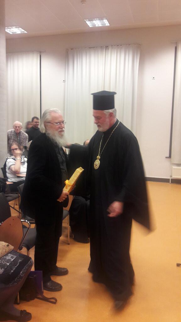 Βρυξέλλες: Έναρξη του ακαδημαϊκού έτους Ινστιτούτου Ορθοδόξου Θεολογίας «Απόστολος Παύλος»
