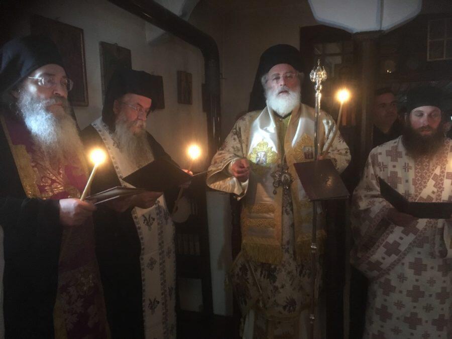 Άγιο Όρος: Συγκίνηση στο τεσσαρακονθήμερο Μνημόσυνο του Γέροντος Ονησίμου