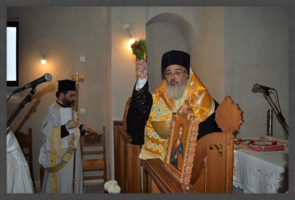 Σε κλίμα συγκίνησης τα θυρανοίξια Ναού του Αγίου Δημητρίου από τον Μητροπολίτη Πρεβέζης