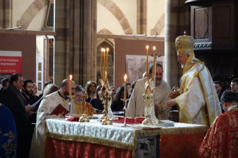 Εορταστικές εκδηλώσεις στο Στρασβούργο