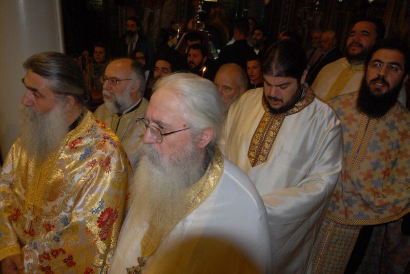 Άγιος Δημήτριος: Λαμπρή Πανήγυρις στη Χαλκίδα