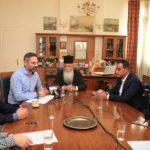 Υπεγράφη η σύμβαση για την αναβάθμιση και επέκταση του Τιάλειου Γηροκομείου
