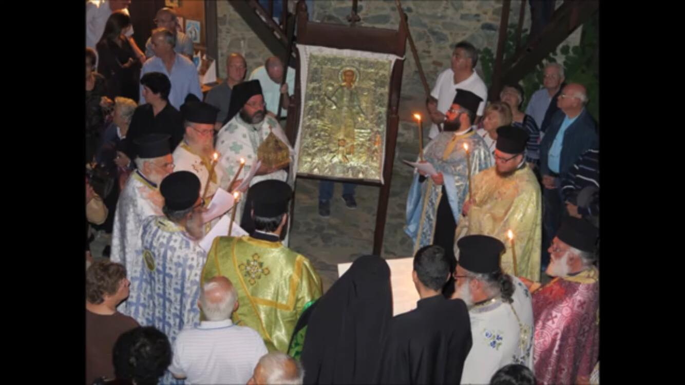 Μόρφου Νεόφυτος: Όσιος Ιωάννης ο Λαμπαδιστὴς - Άγιος Νεκτάριος τρόποι αγιότητας