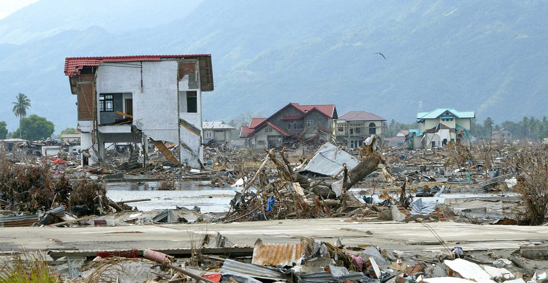 Σεισμός Ινδονησία: Συγκλονιστικές εικόνες τώρα από τη καταστροφή