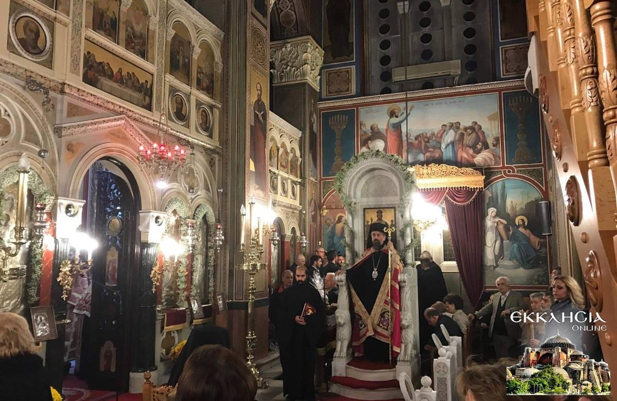 Εσπερινός Κηφισιάς Άγιος Δημήτριος