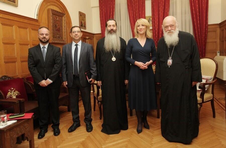 Μνημόνιο συνεργασίας για κοινωνικές δράσεις από Αρχιεπισκοπή και Περιφέρεια