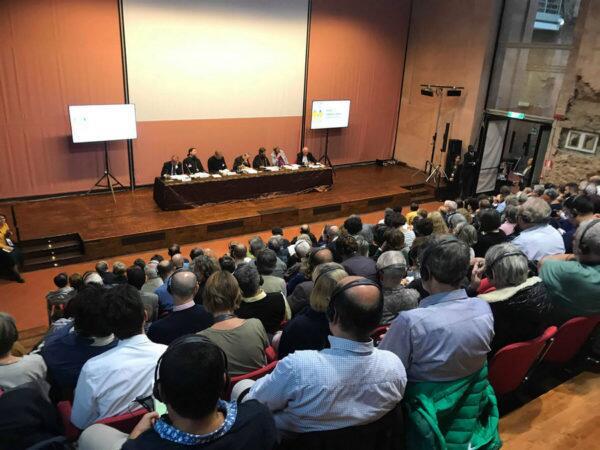 Ομιλητής σε Διεθνές Συνέδριο για την ειρήνη ο Μητροπολίτης Ν. Ιωνίας