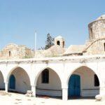 Θεία Λειτουργία στον ναό των Αγίων Σεργίου και Βάκχου στην ομώνυμη κατεχόμενη κοινότητα