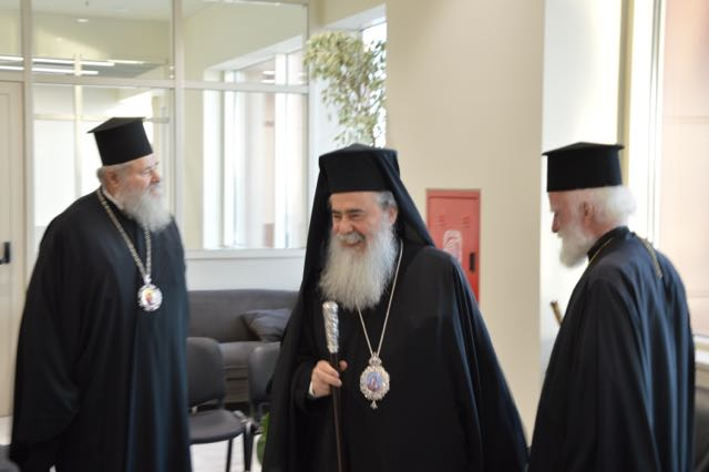Η Κρήτη υποδέχθηκε Προκαθημένους