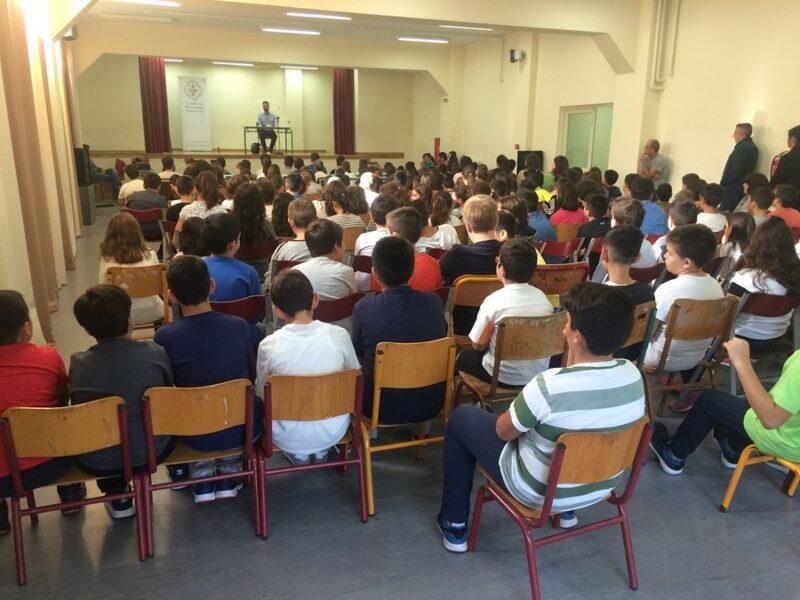 Εκπαιδευτικό Πρόγραμμα Λευκού Μπαστουνιού στην Μητρόπολη Αιτωλίας