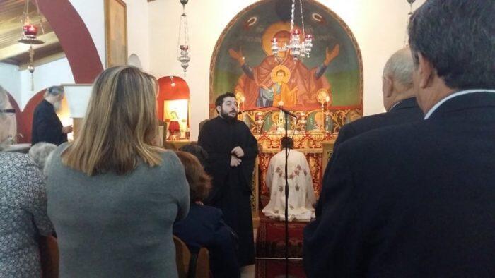 Λατρευτική Σύναξη Θεολόγων, Ιεροψαλτών και φίλων του Αγίου Όρους στο Παναιτώλιο