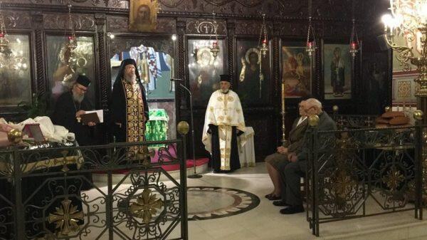 Η Μητρόπολη Ξάνθης υποδέχθηκε την Εικόνα της Παναγίας Ρόδον Το Αμάραντον