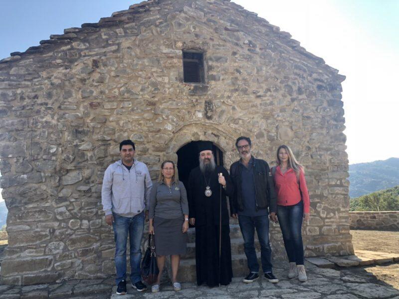 Παραδίδεται στη Θεία Λατρεία ο ιστορικὸς Βυζαντινός Ναὸς Αγίου Δημητρίου Μπάδα Πατρών