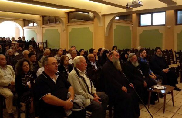 Ρέθυμνο: Εκδήλωση για τον Άγιο Ιωάννη τον Ερημίτη