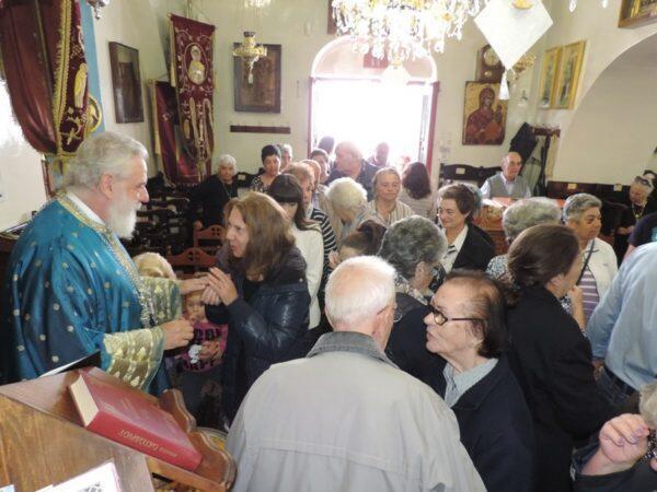 Μύκονος: Λαμπρή Εορτή της Παναγίας της Γοργουπηκόου