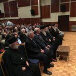 Αρχιεπίσκοπος και πλήθος κόσμου στην εκδήλωση «Η απελευθέρωση του Αγίου Όρους και οι ρωσικές διεκδικήσεις»