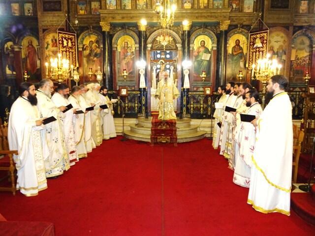 Σπάρτη: Η αρχαιοτέρα Θεία Λειτουργία στις 23 Οκτωβρίου στον Μητροπολιτικό Ναό Ευαγγελιστρίας